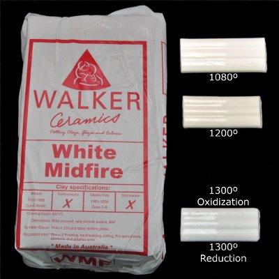 White Midfire ~10kg