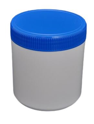 500mL HDPE Jar and Lid