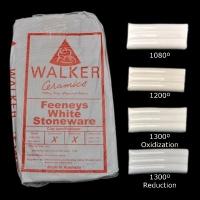 Feeneys White Stoneware ~10kg - Click for more info