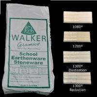 School Earthenware/Stoneware ~10kg - Click for more info