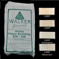 White Handbuilding E/W S/W ~10kg - Click for more info