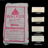 White Earthenware Clay ~10kg - Click for more info