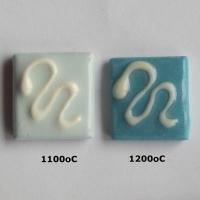 Cornflower Blue Slip 1080 - 1220 oC - Click for more info