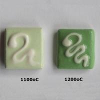 Apple Green Slip 1080 - 1220 oC - Click for more info