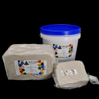 Sun Clay-White ~5 kg packed - Click for more info