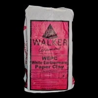 White Earthenware Paper Clay (WEPC)~10kg - Click for more info