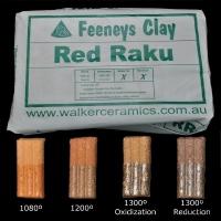 Feeneys Red Raku (RR) ~12.5kg - Click for more info