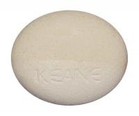 Keanes White Raku No. 585 ~12.5kg - Click for more info