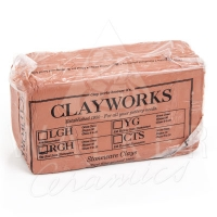 CW Red Stoneware 10Kg - Click for more info