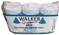 Rare Earth Kit 10gm @ colour - Click for more info