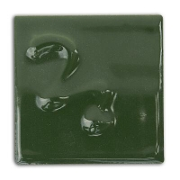 Forest Green Gloss Glaze 1080-1100 - Click for more info
