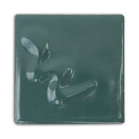 Drake Neck Green Gloss Glaze 1080-1220 - Click for more info