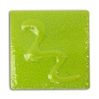 Lime Green Cadmium Gloss Glaze 1000-1040 - Click for more info