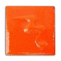 Burnt Orange Cadmium Glaze 1000-1040 - Click for more info
