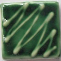 Copper Green Gloss Glaze 1180-1220 - Click for more info