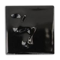 Black Gloss Glaze 1080-1220 - Click for more info