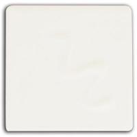 White Opaque (Majolica) Raku Gloss 1000-1220 - Click for more info