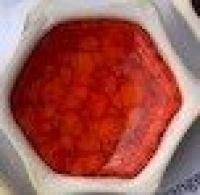 Orange Pooling Glaze 1020-1100 - Click for more info