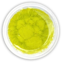 Yellow Cadmium Pooling Glaze 980-1020 - Click for more info