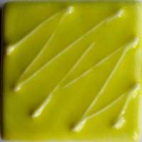 Yellow Gloss Glaze 1180-1220 - Click for more info