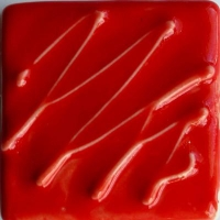 Red Gloss Glaze 1180-1220 - Click for more info