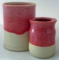 Watermelon Spangle Gloss Glaze 1260-1280 - Click for more info
