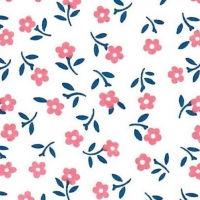 Tiss Trans Posies Red Indigo 450x300 - Click for more info