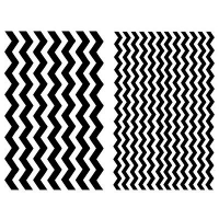 Chevron Silkscreen - Click for more info