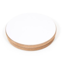 Banding Wheel 10 Inch MDF - Click for more info