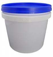 Bucket 10 Litre With Lid - Click for more info