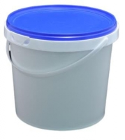 Bucket 5 Litre with Lid - Click for more info