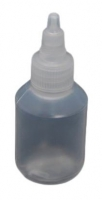 Squeeze Bottle 50mL with nozzle - Click for more info