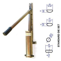 Venco Extruder - Wall Mounted 76mm diameter 300mm barrel - Click for more info