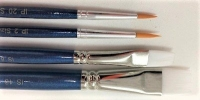 Brush Kit - 4 brushes IP2, IP20, IS6 & IS13 - Click for more info
