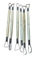 Ribbon Modelling Tools 200mm Set of 6 - Click for more info