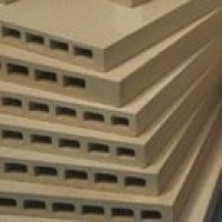 Kiln Shelf 450X450X22mm  Extruded Hollow - Click for more info