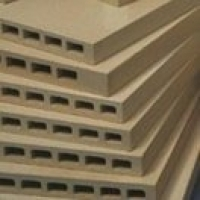 Kiln Shelf 457X457X22mm  Extruded Hollow - Click for more info
