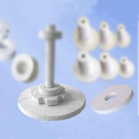 Anchor Plate 80 mm Dia 25mm hole - Click for more info
