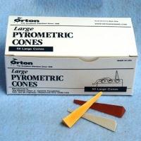 Cone 011 Std. Box (50) ~892oC - Click for more info
