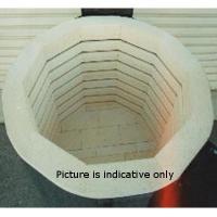 Kiln # 2 Cone 10 280d 380h inc SR92 + Fr - Click for more info