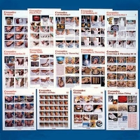 Ceramic Posters - Set of 14 - Click for more info
