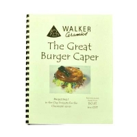 Clay Project #1 The Great Burger Caper - Click for more info