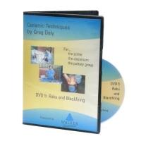 DVD 5 - Raku & Blackfiring by Greg Daly - Click for more info