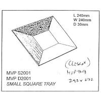 Small Square Tray Drape - Click for more info