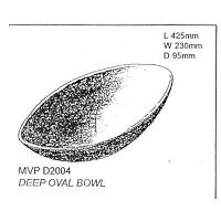 Deep Oval Drape - Click for more info