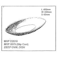 Oval Bowl Drape - Click for more info